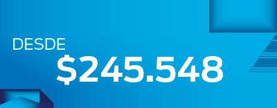 Precio desde $242.512