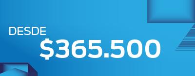 Precio desde $384.500