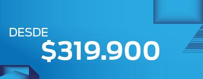 Precio desde $319.900