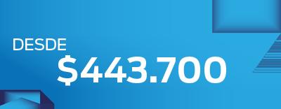 Precio desde $451.700