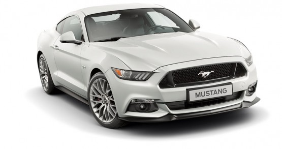 Mustang Blanco Oxford