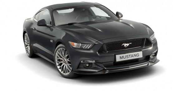 Mustang Gris Magnético