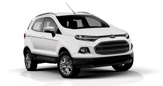 EcoSport Blanco Oxford