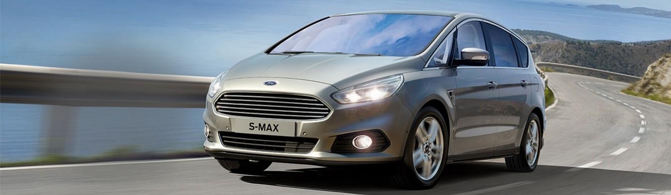 Nuevo S-MAX